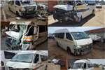Toyota Sesfikile ***Accident Damaged***  R 80 000.00 neg 2009