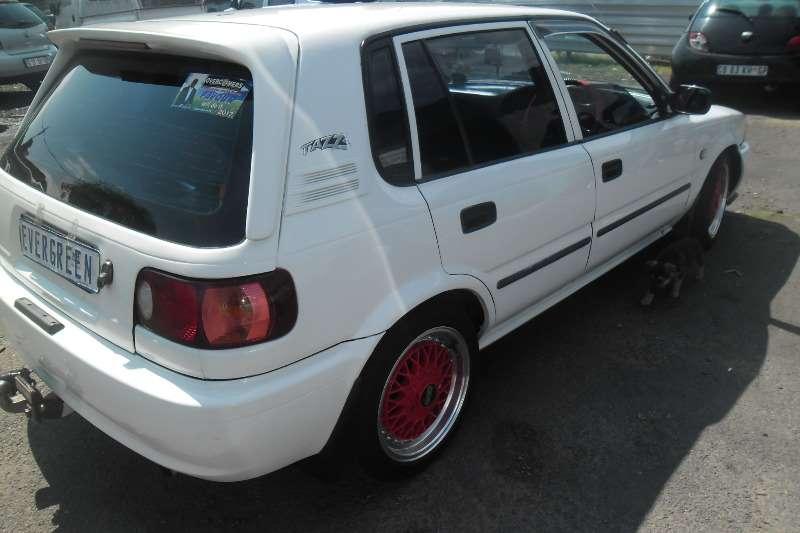 Toyota Tazz 130 Sport 2005