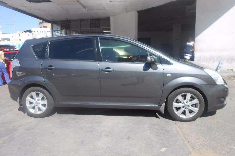 Toyota Verso 1.8 SX 2009