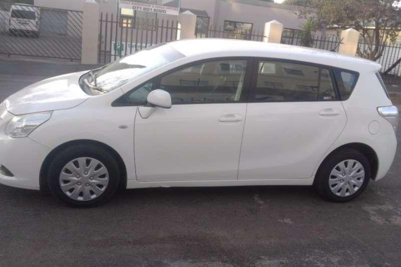 Toyota Verso 2.0D 4D TX 2010