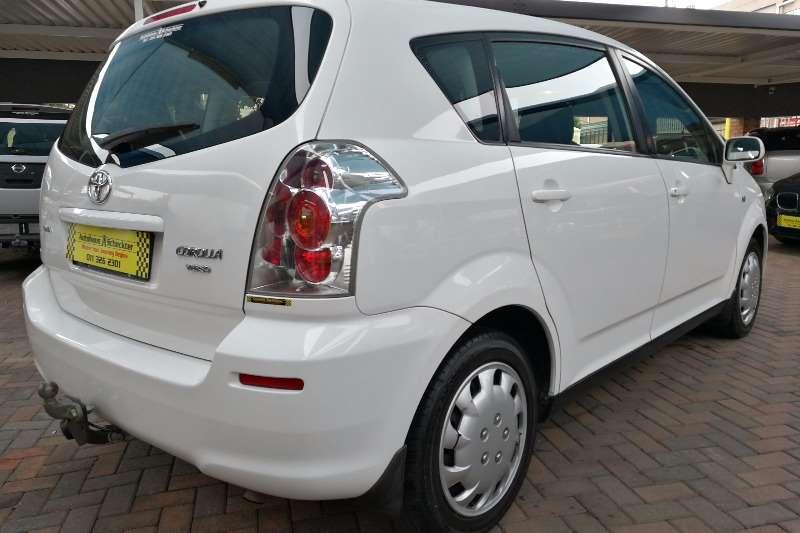 Toyota Verso A3 Sportback 3.2 quattro Ambition s tronic 2007
