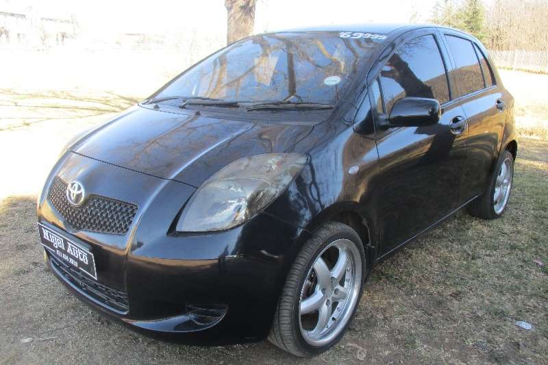 toyota yaris cars for sale in nigel | auto mart