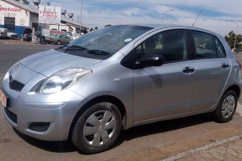 Toyota Yaris 1.3 5-door T3 2006
