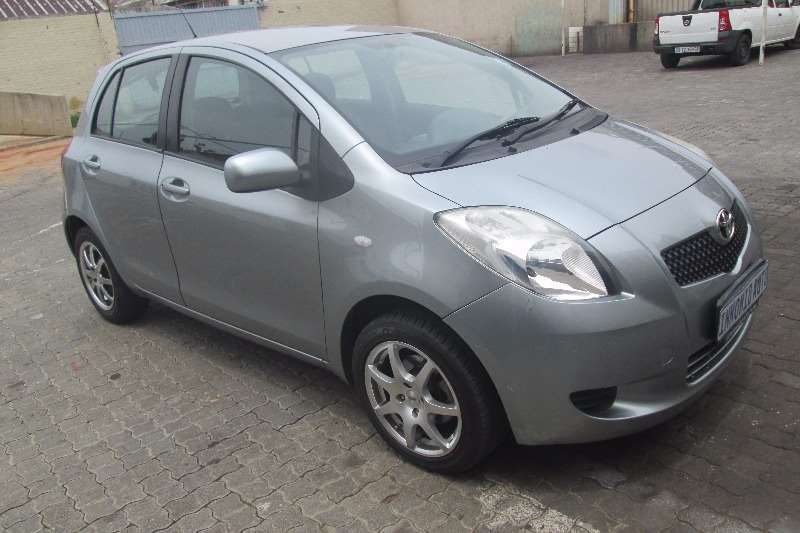 Toyota Yaris 1.3 5 door T3 2010