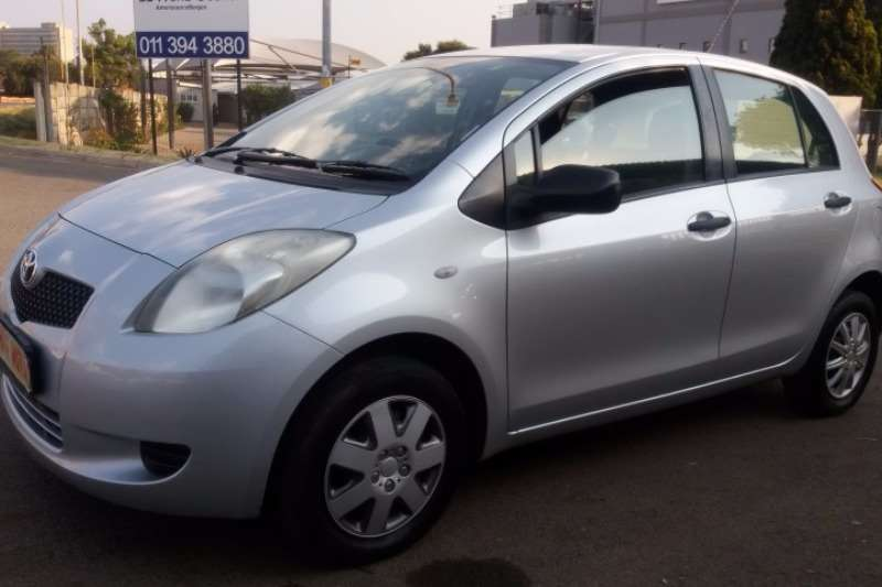 Toyota Yaris 1.3 5-door T3 Spirit 2006