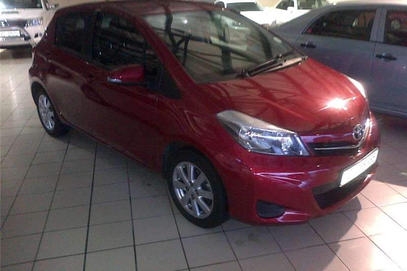 toyota yaris cars for sale in durban central | auto mart