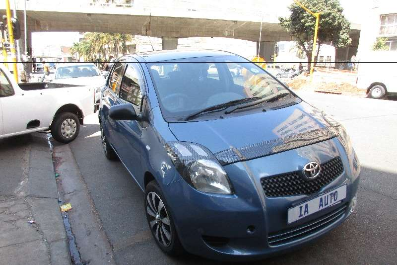 2008 toyota yaris 1 4 t3 cars for sale in gauteng r 70 000 on auto mart. Black Bedroom Furniture Sets. Home Design Ideas