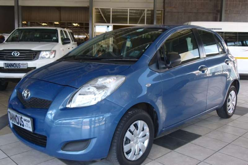 toyota yaris cars for sale in north west | auto mart