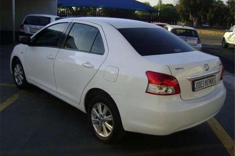 Toyota Yaris sedan 1.3 Zen3 Spirit 2011
