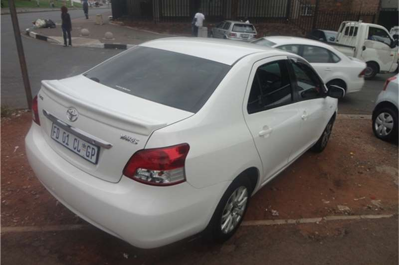 2008 toyota yaris toyota 1 3 sedan cars cars for sale in gauteng r 75 000 on auto mart. Black Bedroom Furniture Sets. Home Design Ideas
