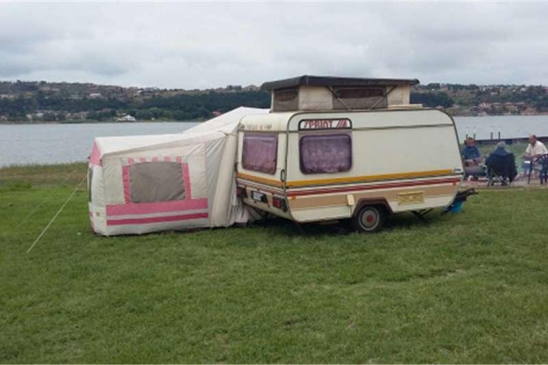 Triumph Sprint Caravan 0