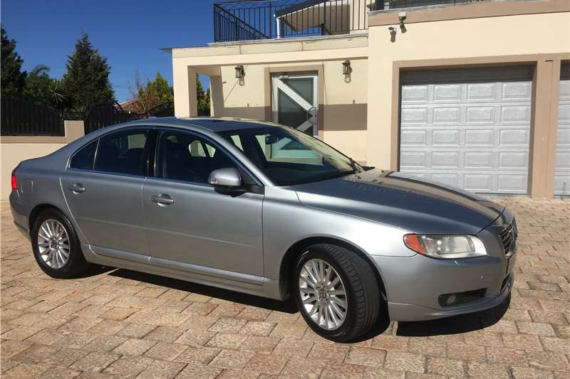 2007 volvo s80 d5 sedan fwd cars for sale in western. Black Bedroom Furniture Sets. Home Design Ideas