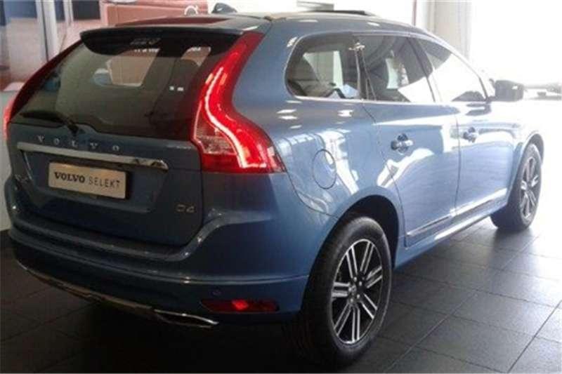 Volvo XC60 D4 Inscription 2017