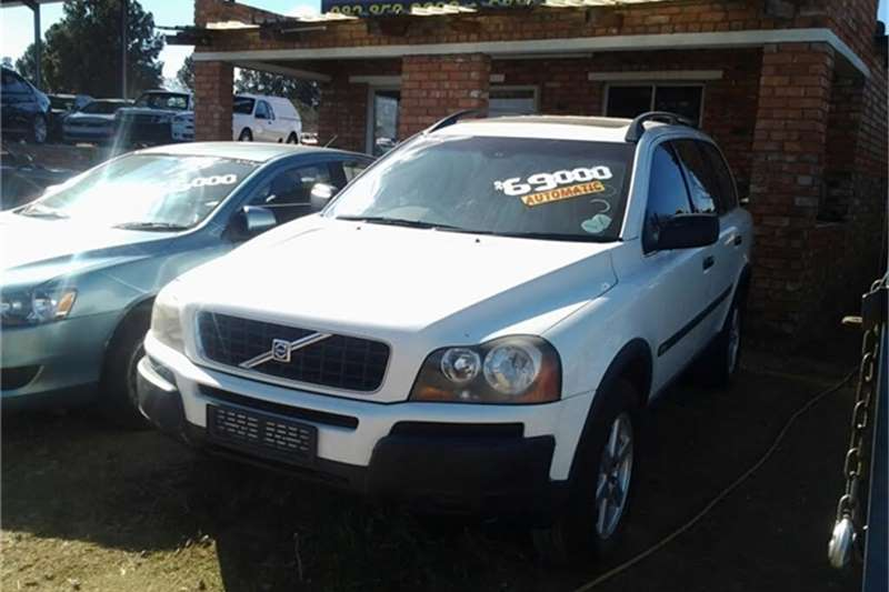 2004 volvo xc90 awd cars for sale in gauteng r 69 000 on auto mart. Black Bedroom Furniture Sets. Home Design Ideas