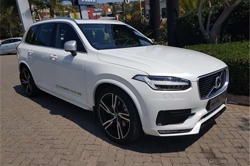2017 Volvo Xc90 D5 Awd R Design Cars For Sale In North