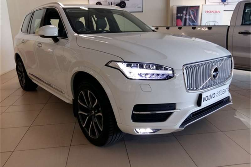 Volvo XC90 T5 AWD Inscription 2017
