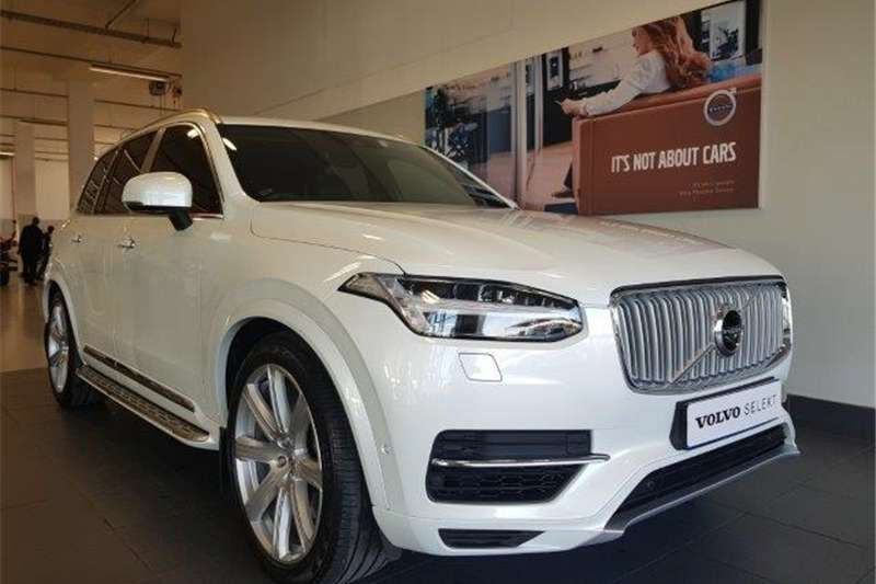 Volvo XC90 T8 Twin Engine AWD Excellence 2017
