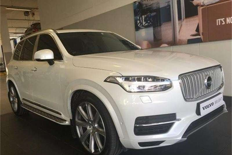 2017 volvo xc90 t8 twin engine awd excellence crossover suv petrol electric hybrid awd. Black Bedroom Furniture Sets. Home Design Ideas