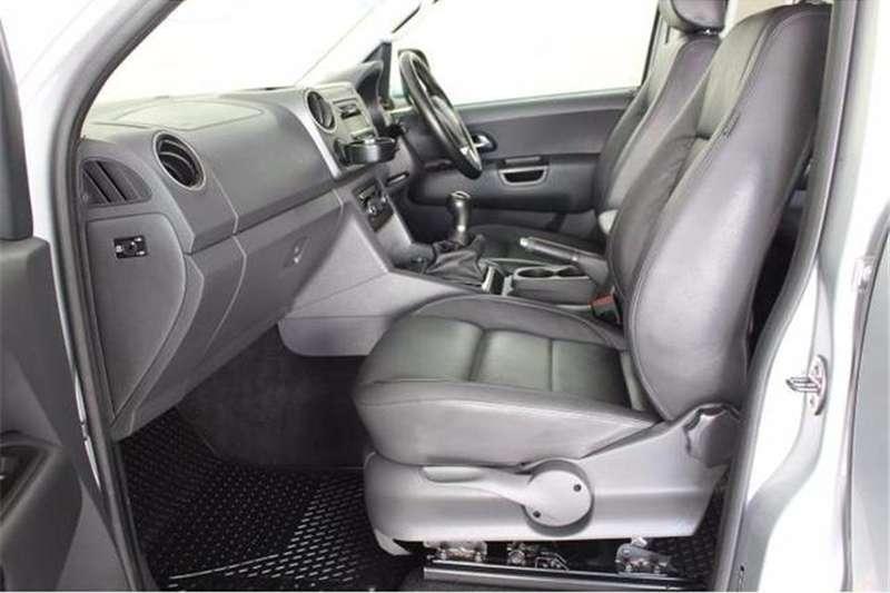VW Amarok 2.0BiTDI double cab Highline 4Motion 2012