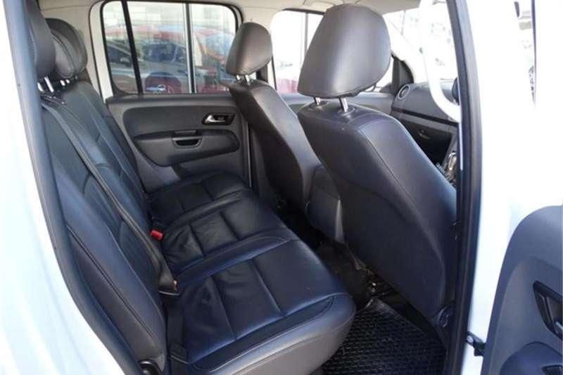 VW Amarok 2.0BiTDI double cab Highline 4Motion auto 2015