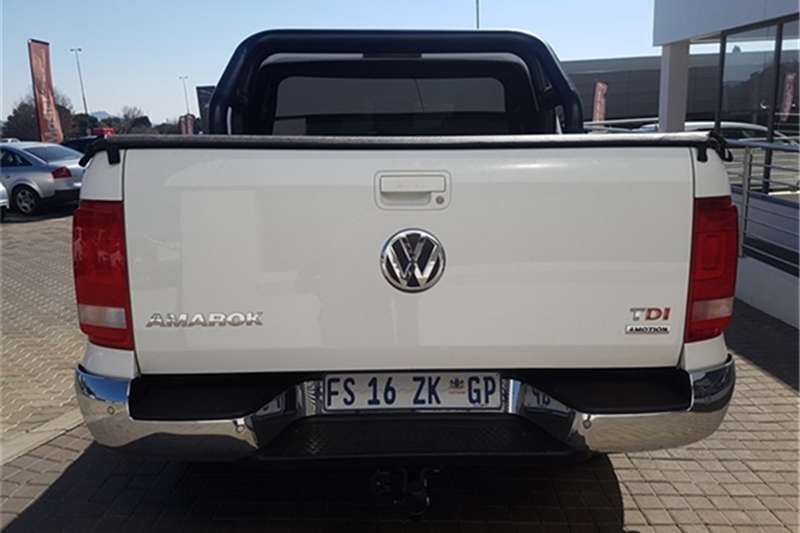 VW Amarok 2.0BiTDI double cab Highline 4Motion auto 2017