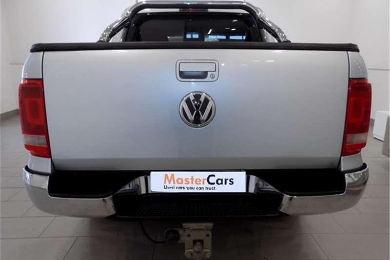 VW Amarok 2.0BiTDI double cab Highline auto 2013