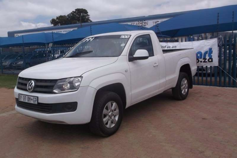 2012 vw amarok 2 0tdi 90kw single cab bakkie rwd cars. Black Bedroom Furniture Sets. Home Design Ideas