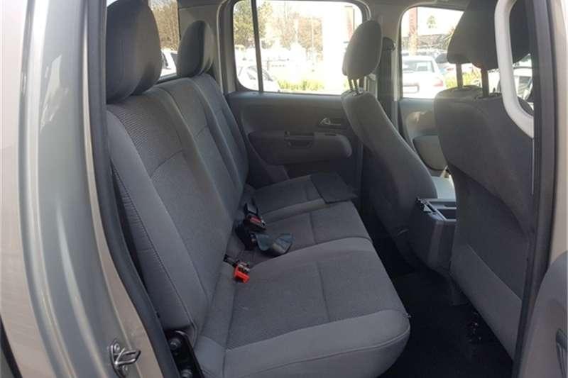 VW Amarok 2.0TDI 90kW double cab Trendline 2011