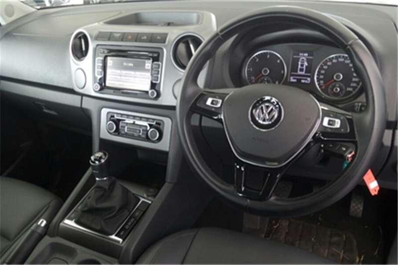 VW Amarok 2.0TDI double cab Trendline 2016
