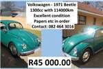 VW Beetle 0