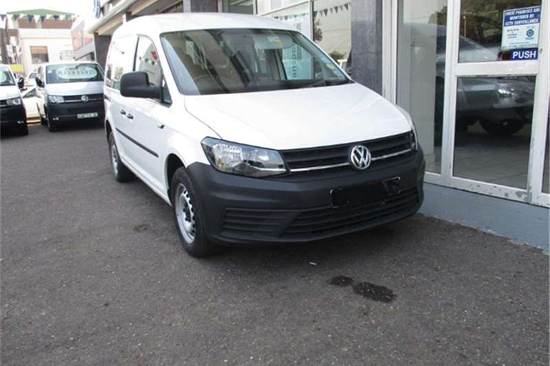 VW Caddy 1.6 crew bus 2016
