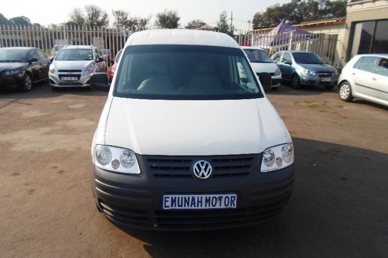 VW Caddy 1.6 panel van 2009