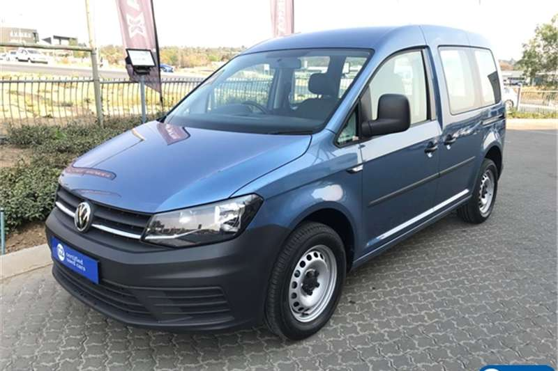 VW Caddy 1.6TDI panel van 2017