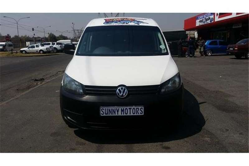 VW Caddy 2.0TDI 2013