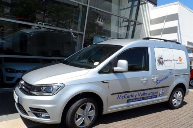 2017 vw caddy 2.0tdi trendline multi purpose vehicle ( diesel