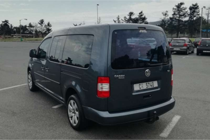 2010 vw caddy maxi 1 9 tdi cars for sale in western cape. Black Bedroom Furniture Sets. Home Design Ideas