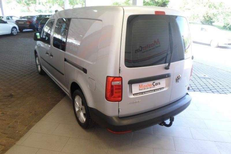 VW Caddy Maxi 2.0TDI crew bus 2016