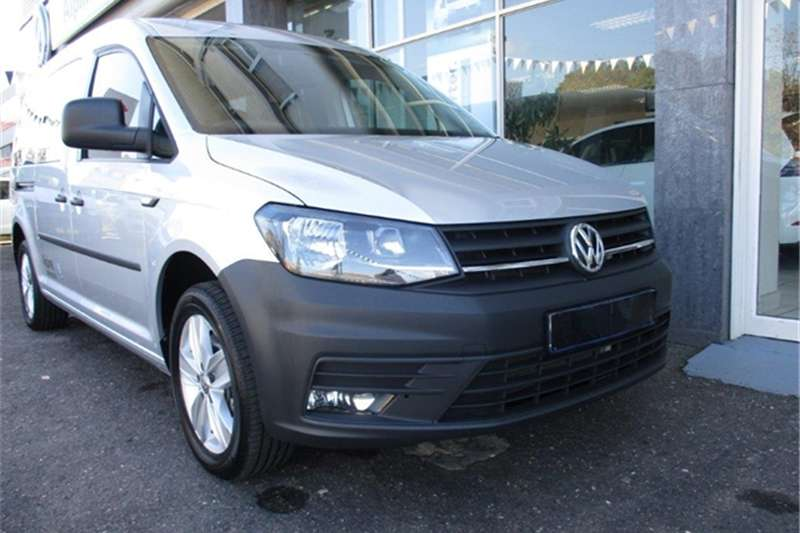 VW Caddy Maxi 2.0TDI panel van auto 2017