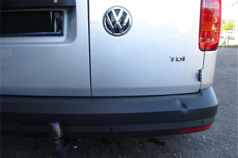 VW Caddy Maxi 2.0TDI panel van auto 2017
