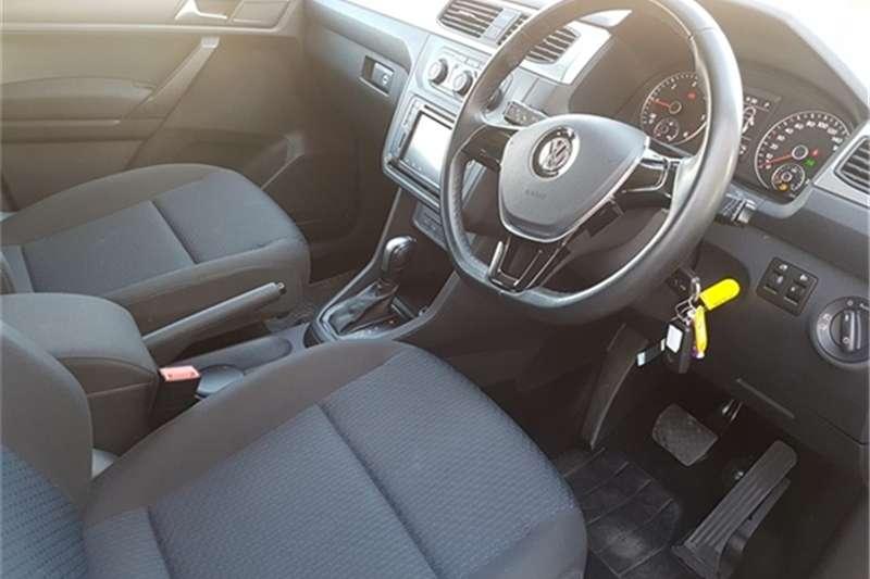 VW Caddy Maxi 2.0TDI Trendline auto 2016