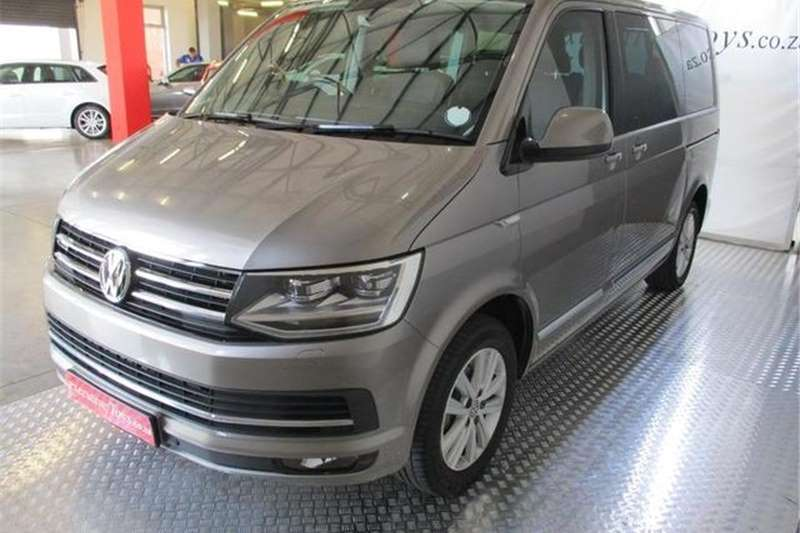 VW Caravelle 2.0BiTDI Highline 4Motion Auto 2016