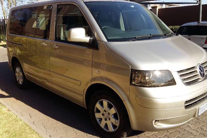 VW Caravelle 2.5TDI 4Motion 2007
