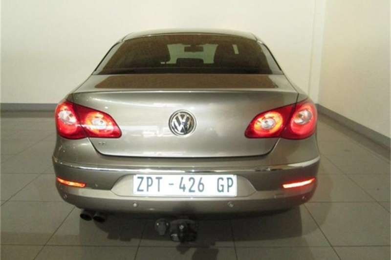 VW CC 2.0TDI Highline DSG 2010