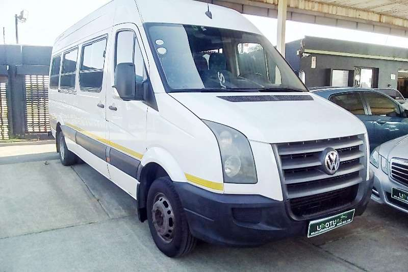 2008 Vw Crafter 2 5 Tdi 120kw Lwb Cars For Sale In Gauteng