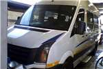 VW Crafter 2013