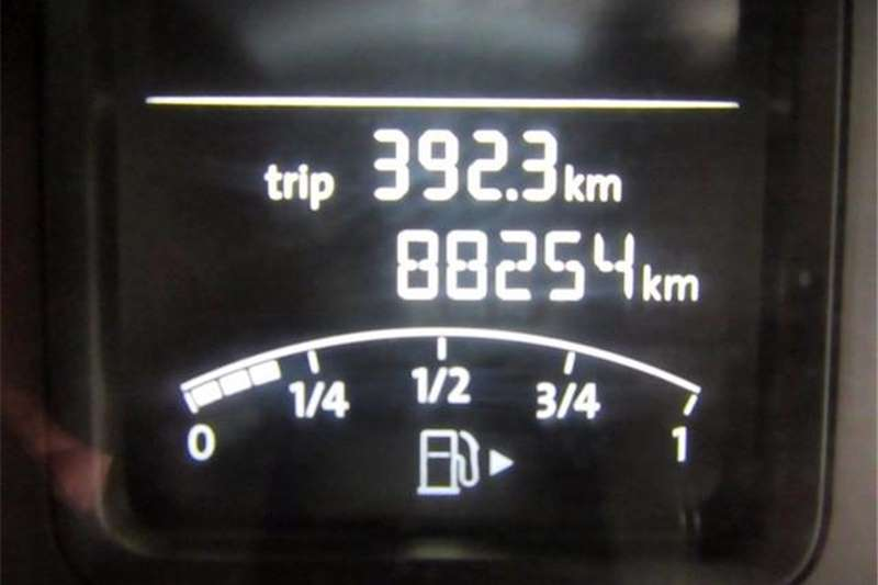 VW Cross Polo 1.6 Comfortline 2012