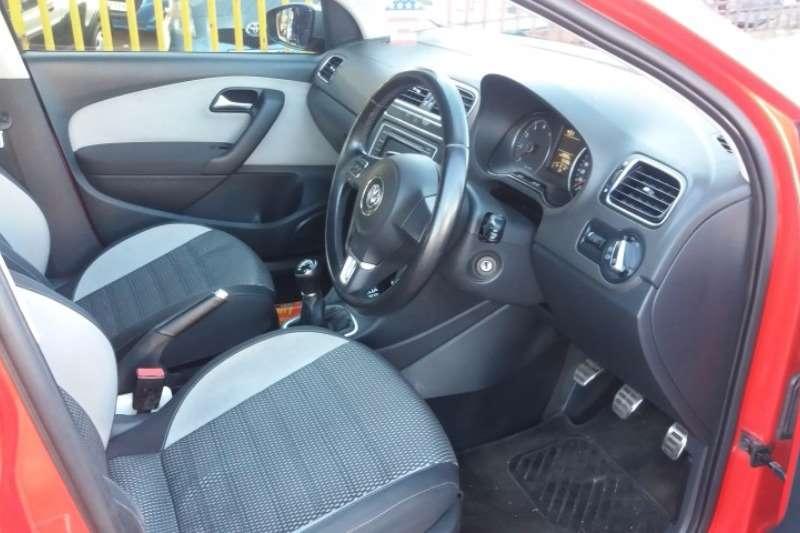 VW Cross Polo 1.6 Comfortline 2014