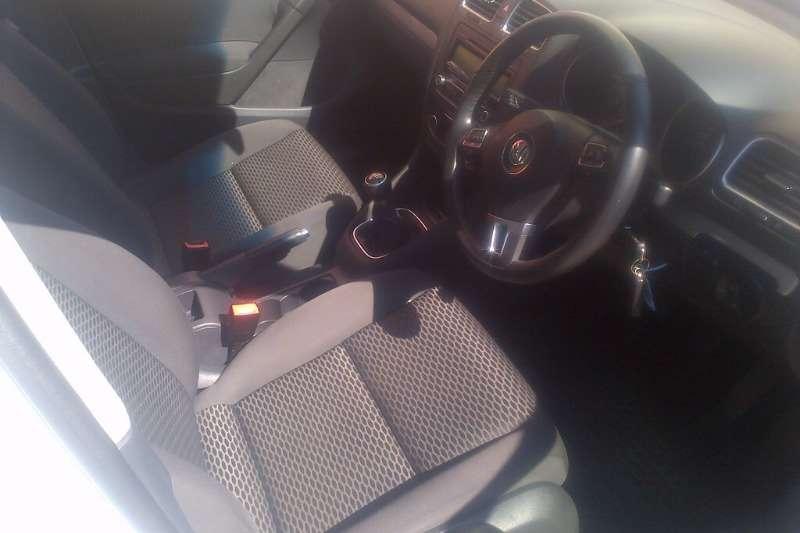 VW Golf 1.6 Comfortline 2012