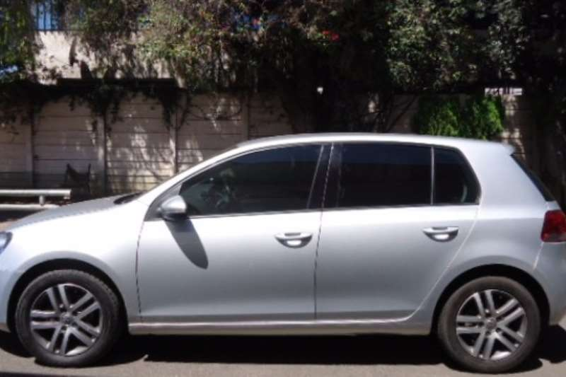 VW Golf 1.6TDI Comfortline 2011