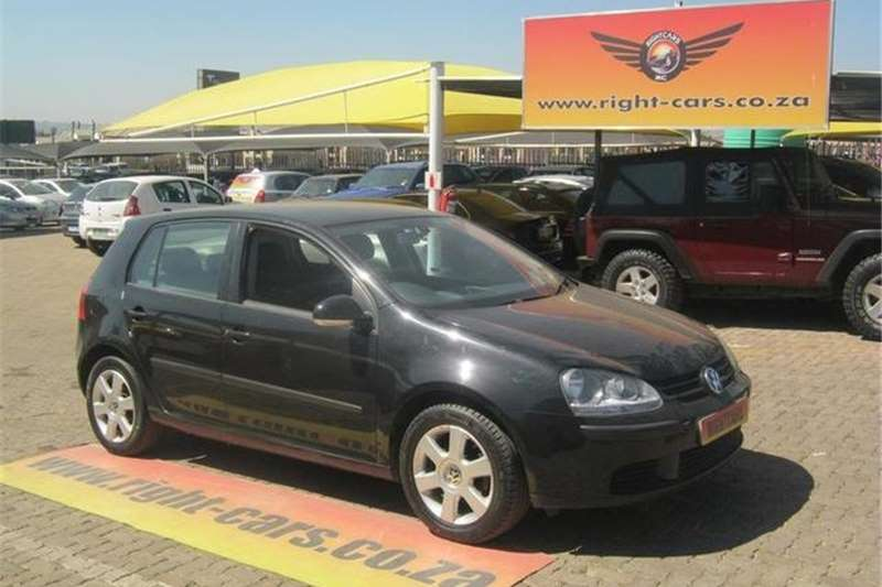 VW Golf 1.9TDI Comfortline 2004